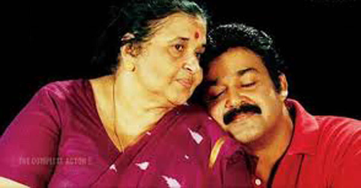 mohanlal-mother