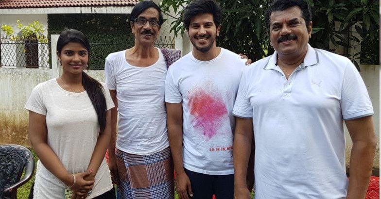 Aishwarya Rajesh joins Dulquer-starrer