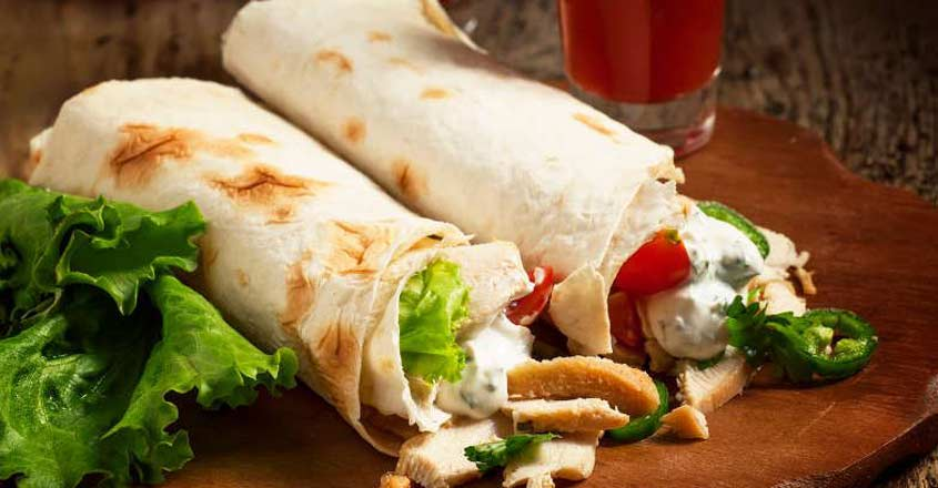 It's easy to make tasty shawarma at home
