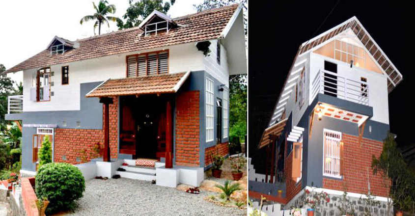 Unbelievable! A marvellous house on one cent plot, in Rs 8 lakh