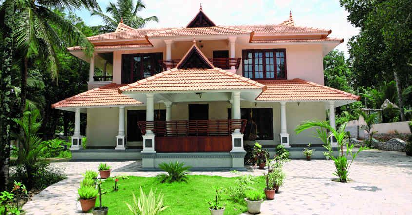 This house is a perfect blend of beauty, tradition and vastu