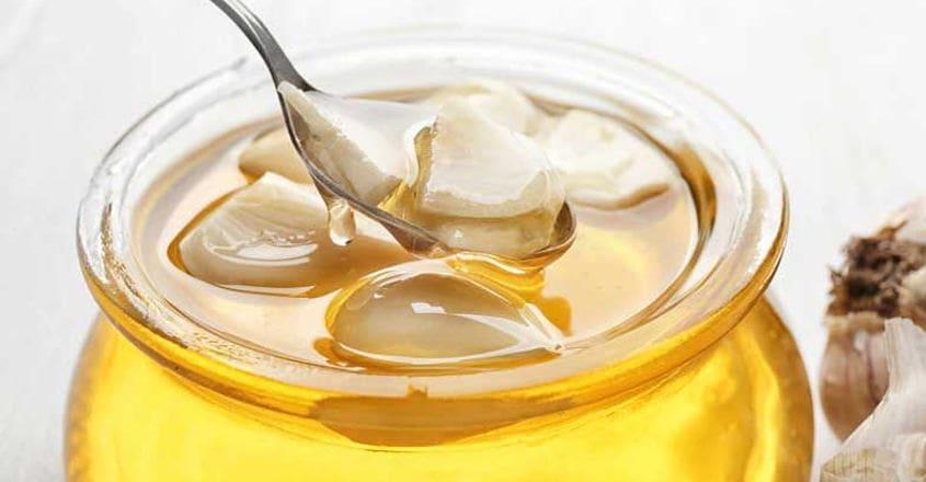 The easy garlic-honey magic to reduce weight
