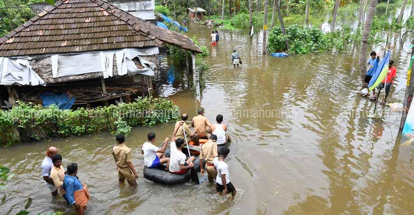 Be vigilant when you return home after flood