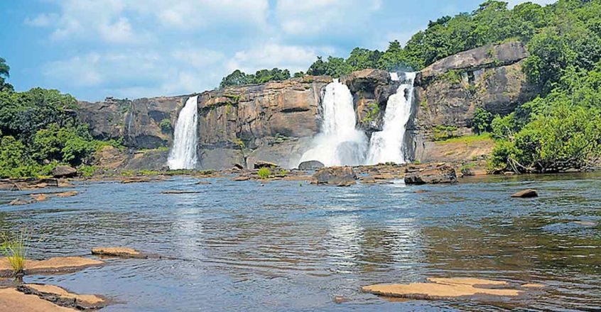 thrissur-athirapally-waterfall