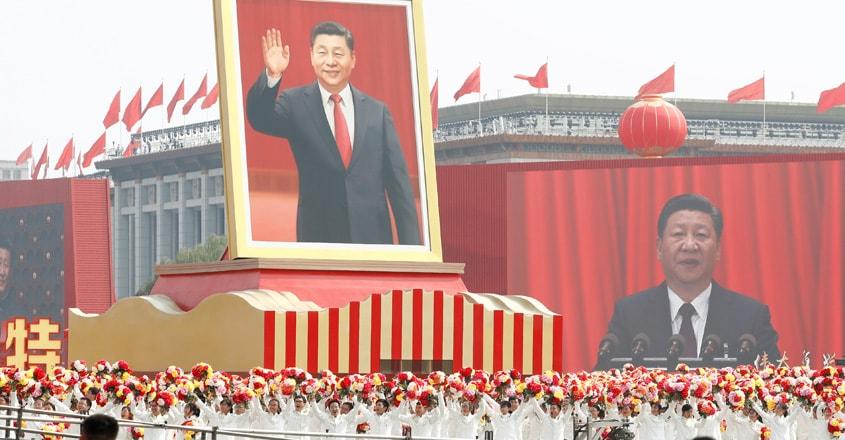 CHINA-ANNIVERSARY-PARADE