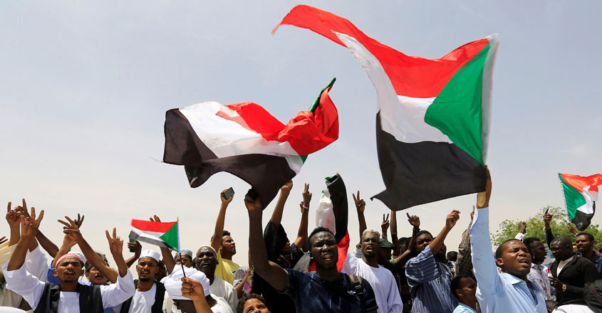 A day after Bashir toppled, head of Sudan's military council steps down