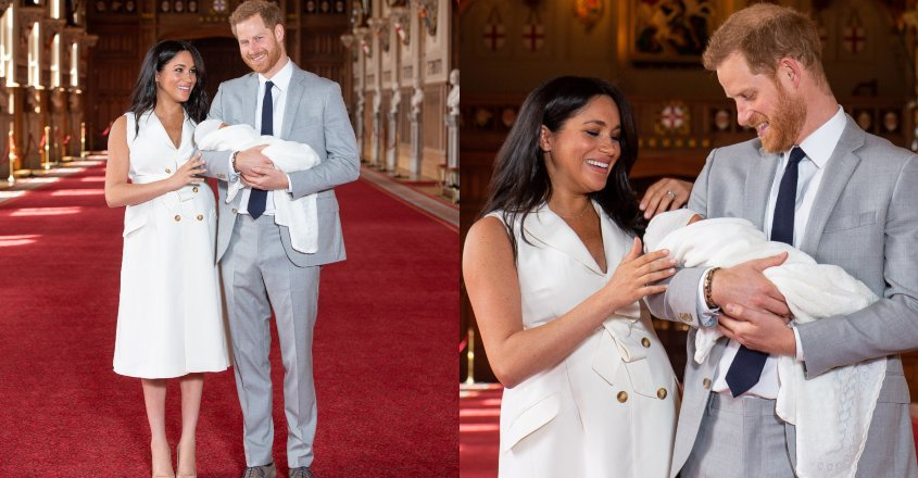 Meghan, Harry and Baby Sussex