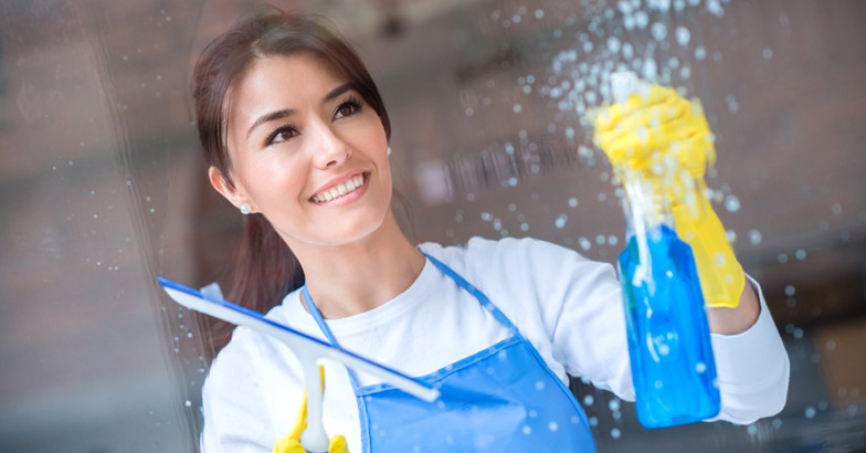 woman-cleaning-house