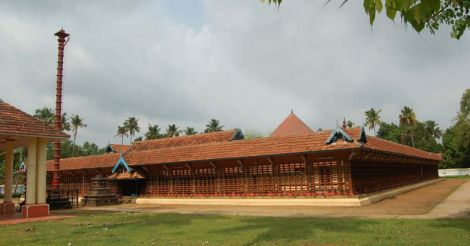 Thirumoozhikkulam Temple