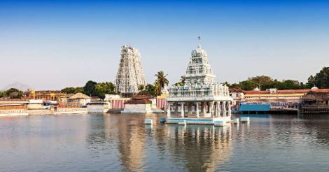 Thanumalayan Temple Suchindram