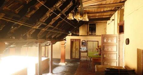 മുല്ലശ്ശേരി ഇല്ലത്തെ ഗണപതിപ്പുര