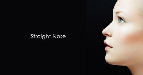 Straight-Nose