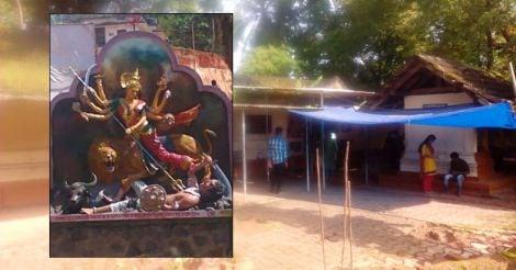 മാമാനിക്കുന്ന് ശ്രീ മഹാദേവി ക്ഷേത്രം