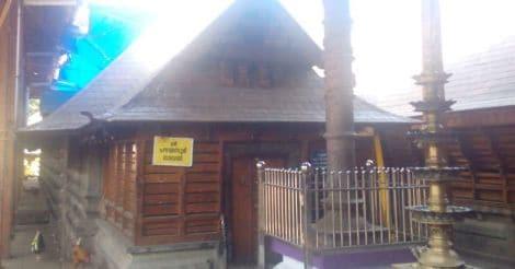 പഴയന്നൂർ ഭഗവതി ക്ഷേത്രം