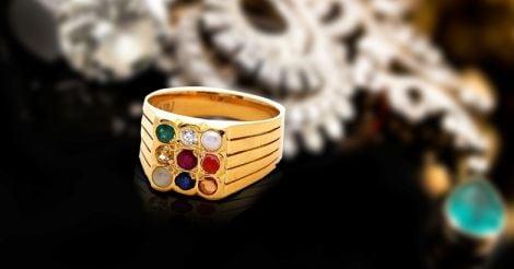 Navarathna Ring