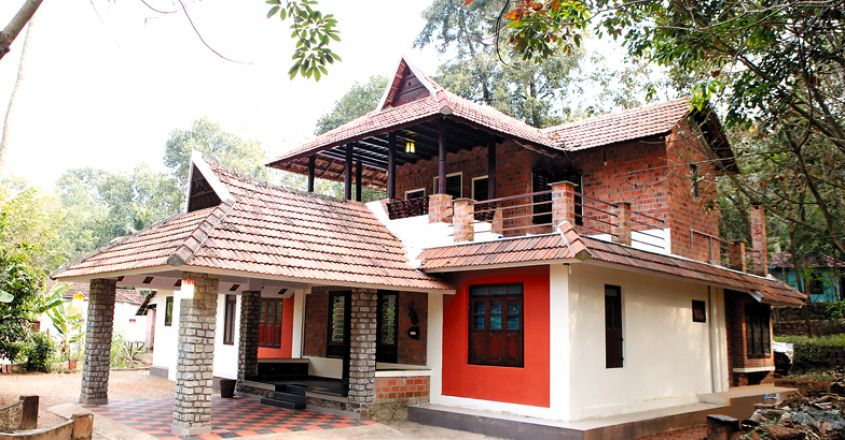 Astro-vasthu-double-height-home