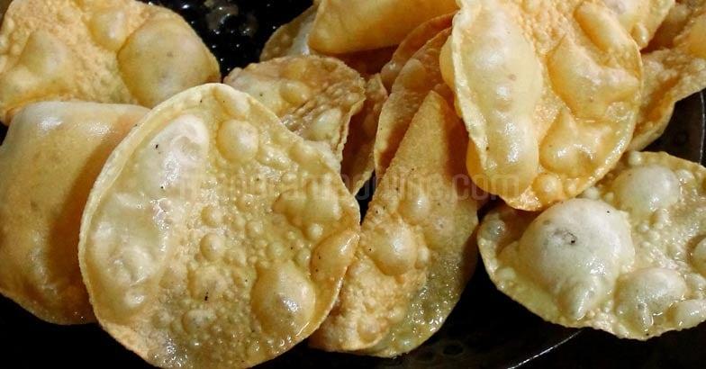 pappadam-food