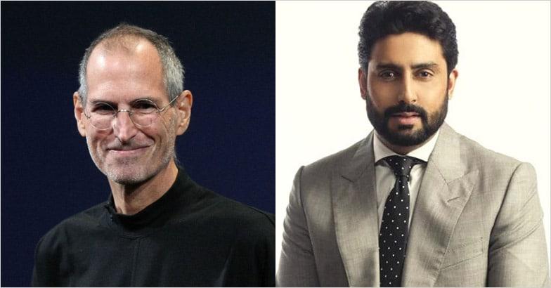 Steve-Jobs-Abhishek-Bachchan