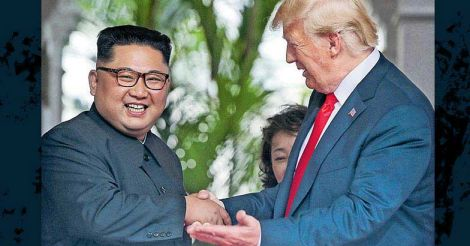 kim-donald-trump-hand-shake