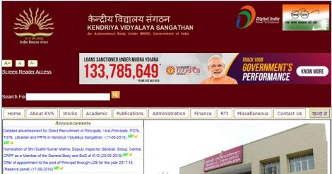 Kendriya-Vidyalaya-Sangathan