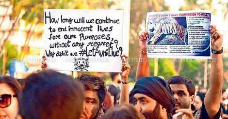 Avni Protest