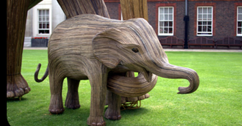Lantana Elephant