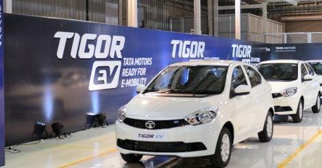 Tigor EV