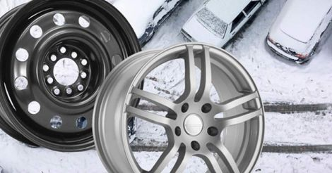 Alloy and Steel Wheels