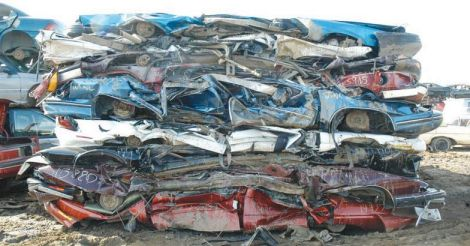 vehicle-scrap