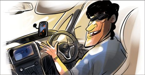 online-taxi