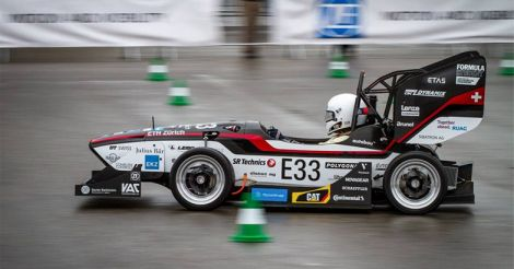 fastets-accelerating-electric-car