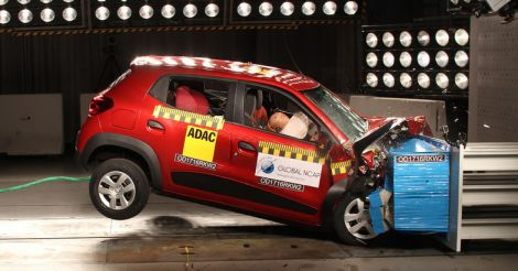 kwid-crash-test