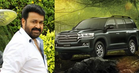 mohanlal-land-cruiser