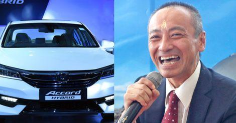 Yoichiro-Ueno-Honda-CEO
