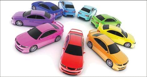 car-colours