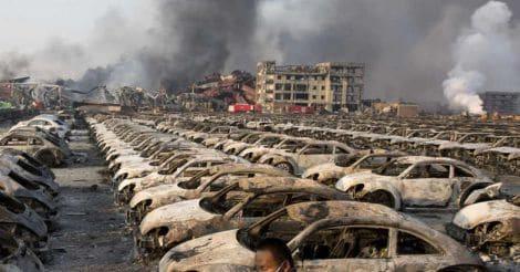 Tianjin Blast