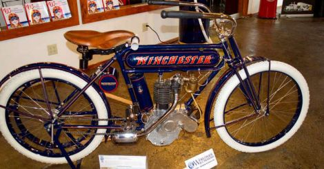 Winchester Motorcycle