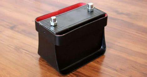 Ohm Smarter Car Battery