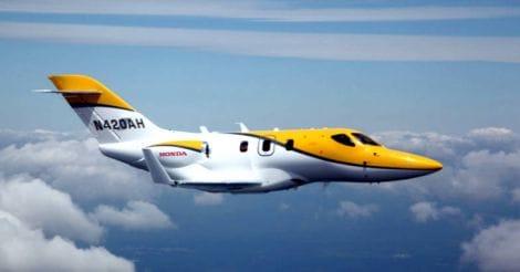 HondaJet-first-flight