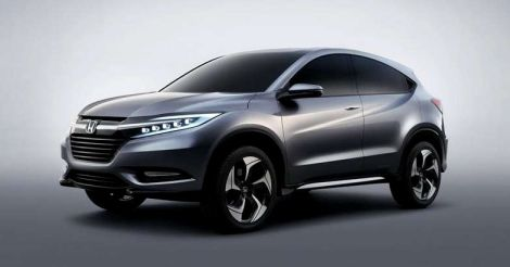 Honda planning Compact SUV