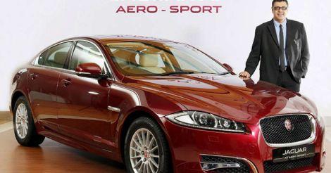 Jaguar XF Aero-sport
