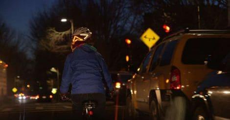 Lumos Smart Bicycle Helmet