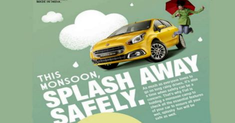 Fiat Free Monsoon Check-up camps