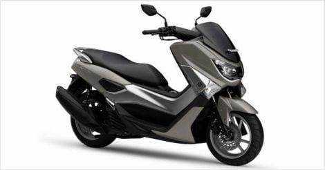 Yamaha N Max Scooter