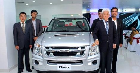 Isuzu opens new dealership in kolkata