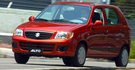 Maruti worried about deficient monsoon