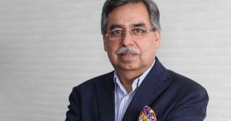 Pawan Munjal ( Hero Chairman )