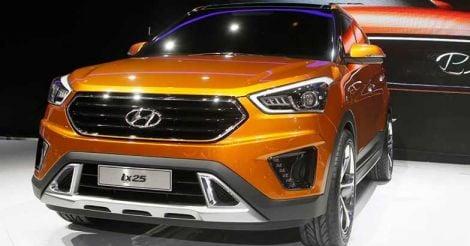 Hyundai IX 25