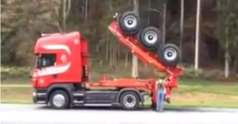 semi-foldable-truck
