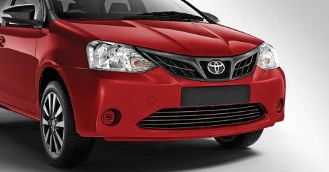 Toyota Etios Liva Special Edition